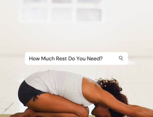 How Much Rest Time Do You Need?